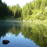 Озеро Росохан, фото: В.Худяк